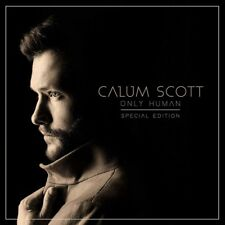 Calum Scott Only Human CD Special Edition 2018