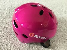 Never Worn! Pink Child Medium Multi Sport Skateboard Scooter Bike Safety Helmet
