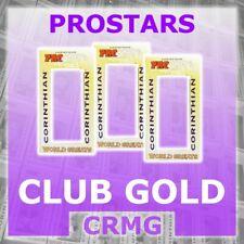 CRMG Corinthian ProStars CLUB GOLD STANDARD EDITION 2000-2001 (choose from list)