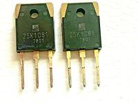 2SK1081 N-FET 800V / 7A / 125W  LOT OF 5