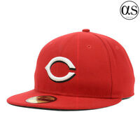 New Era 59FIFTY 'MLB Authentic Collection' Cincinnati Reds Fitted Cap