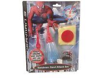 Juego de ataque de Arena Spiderman-Arena Mágica-esculpir en agua