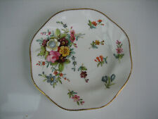 BEAUTIFUL HAND PAINTED SIDE PLATE FROM COALPORT