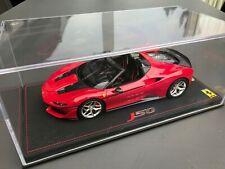 Ferrari J50 red BBR 1:18 no MR Looksmart !