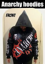 ANARCHY 4X4 , HOODIES, DYE SUBLIMATION, ANARCHY MOTORSPORT, RACING, JUMPERS, V8