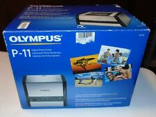 Olympus P-11 Premium 4 x 6 Digital Photo Printer BRAND NEW IN FACTORY BOX