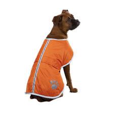 """Zack & Zoey NorEaster Blanket Coat S Org UM210-12-69 Pet Cloths 1"""" x 15"""" x 10"""""""