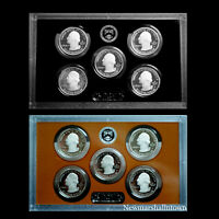 2019 S National Parks America the Beautiful Silver Mint Clad Proof Set