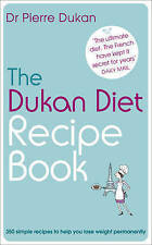 The Dukan Diet Recipe Book by Pierre Dukan Book | NEW Free Post AU