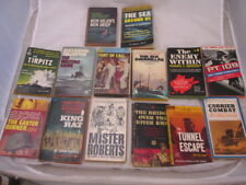 14 War Story Paperback Collection 1950s-80s Kennedy's PT-109 & Others