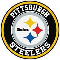 Pittsburgh Steelers Decal ~ Car / Truck Vinyl Sticker - Cornholes, Wall Graphics