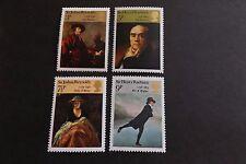 GB MNH STAMP SET 1973 British Paintings SG 931-934 UMM