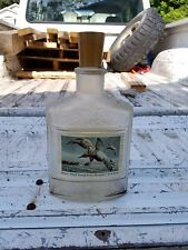 vintage jim beam duck's stamp series decanter- first issue