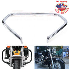 Chrome Engine Guard Crash Bar Highway For Harley Touring Electra Glide 1997-2008
