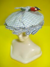 Vtg Barbie Francie 60s Mod Doll Clothes Tuckered Out Sleeping Hat 1965 1253