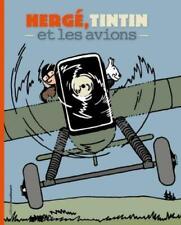 "Tim und Struppi : ""Hergé, Tintin et les Avions"" : Editions Moulinsart, HC neu"