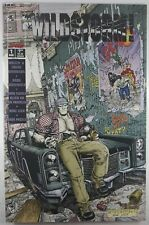 Wildstorm 1 Image Comic Book Very Fine Condition Printed 1995 Cover pencils by A