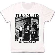 The Smiths The Queen Is Dead Rock Band Retro Vintage Hipster Unisex T Shirt 1172