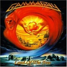 Gamma Ray Land of the free (1995)  [CD]