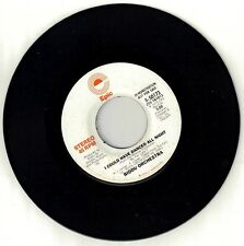 BIDDU ORCHESTRA  (I Could  Have  Danced All Night)  Epic 8-50173 = PROMO record