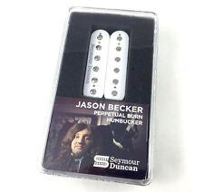 Seymour Duncan Jason Becker Perpetual Burn White Trembucker Pickup 11103-98-W