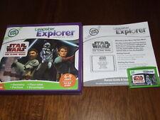 LeapFrog Explorer Learning Game: Star Wars: The Clone Wars