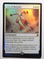 Axis of Mortality foil     MTG Magic VO English