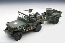 74016 Jeep Willys verde 1943 1 18 Autoart