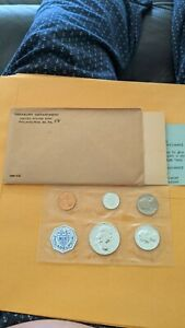 1958p PROOF Silver Coins Included - 661