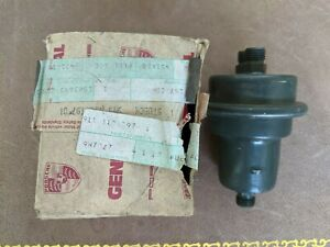 Porsche Fuel Accumulator 911 77-79, 930 77 NOS