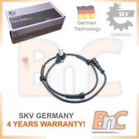 # GENUINE SKV GERMANY HEAVY DUTY FRONT WHEEL SPEED SENSOR FOR AUDI A8 4D2 4D8