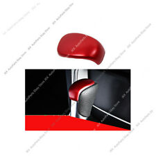 Red Console Gear Shifter Knob Cover Trim Accessories For Honda Accord 2018 2019