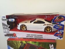 R/C SUPRA HYPERCHARGERS JDM TUNER 1:16 SCALE RADIO CONTROL NEW!!