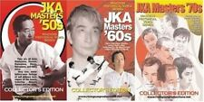 3 Dvd Set Jka Japan Karate 50s 60s 70s Masters 3 Dvd Set Shotokan kumite kata