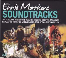Ennio Morricone - Soundtracks (CD, 2 Disc Set)