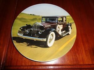 Lovely Vintage Car Plate #1