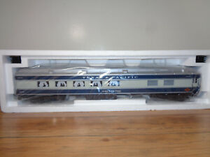 K-LINE ELECTRIC TRAINS # K-44891-2 TEXAS & PACIFIC LIGHTED DINER CAR - NEW