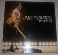 Bruce Springsteen & The E-Street Band – Live / 1975-85 Vinyl Record Box 5 LPs