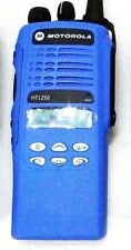 Motorola HT1250 UHF450-512 MHz AAH25SDH9AA5 128ch * Blue* radio only