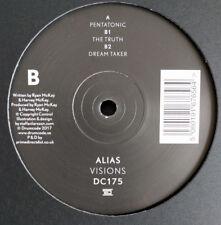 "Alias - Visions (12"" Vinilo) 2017 Drumcode, DC175"