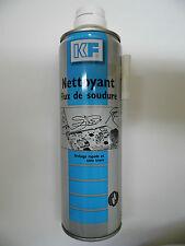 KF1019 NETTOYANT FLUX DE SOUDURE  400ml net 650ml brut