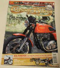 Classic Bike 3/03 Sunbeam Model 90, Les Williams, Nacelle, NSU, Panther Slopers