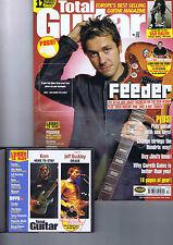 FEEDER / VAN HALEN / KORN / JEFF BUCKLEYTotal Guitar + CDNo.104December2002