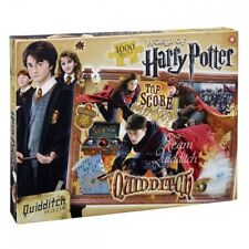 Winning Moves Harry Potter Quidditch 1000pc Jigsaw Puzzle