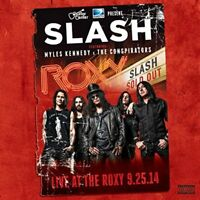 Slash: Live At The Roxy 09/25/14 (3LPs) Live, Limited Edition