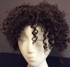 Weave Cap Brown Wig Hairpiece New in Package Details See Description