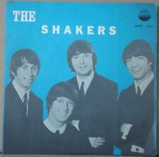 """THE SHAKERS 1965 It´s my party Garage Beat Unique RARE! PS 7"""" 45 EP BRAZIL"""