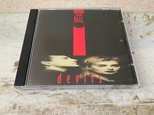 X Mal Deutschland - devils  CD rare WEST GERMANY 1989 Metronome XMAL DEUTSCHLAND
