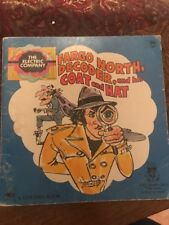 Electric Company Fargo North, Decoder, & His Coat & Hat Kids Picture Book 1973