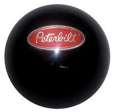 Vintage Black Peterbilt shift knob M10x1.50 th